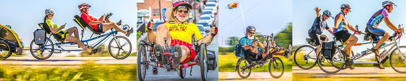 """Recumbents - 2017 - See """"Recumbents section of Website"""