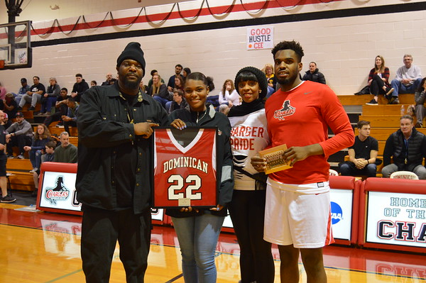 2019 Mulligan Heller Alumni Basketball Games