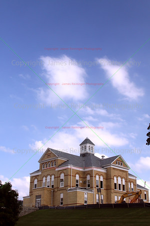 Todd County Courthouse