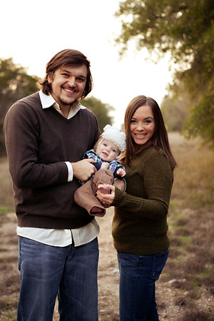 Whitaker Family Portraits | Dec 2011