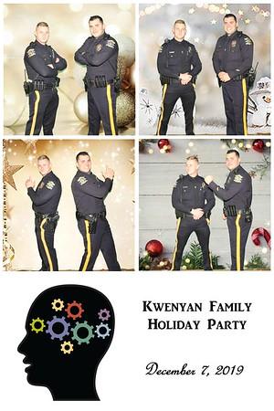Kwenyan 2019 Holiday Party