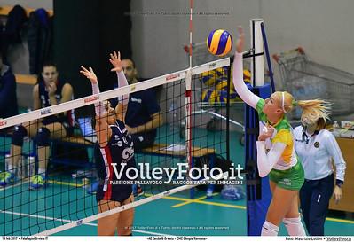 17ª #B1Fvolley «AZ Zambelli Orvieto - CMC Olimpia Ravenna»