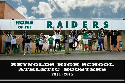 Reynolds High School - The Raiders