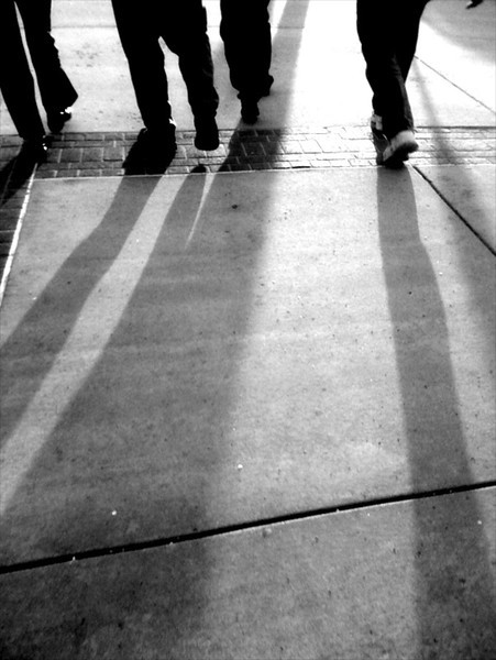 B&W Shadows #1