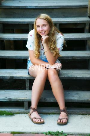 Abby Haley senior selects