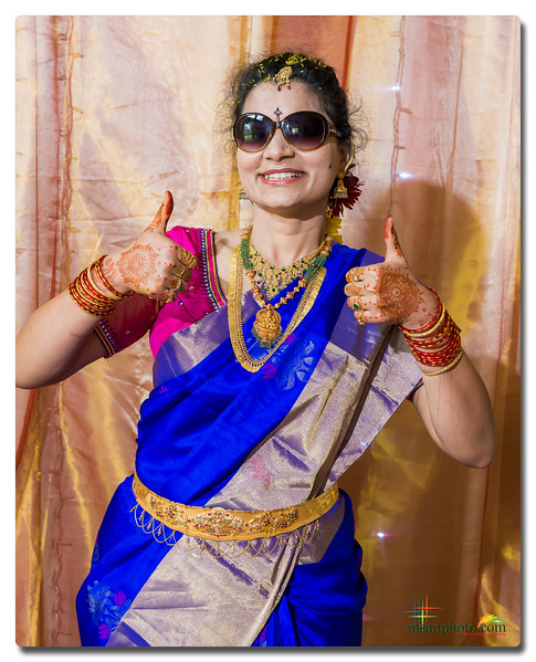 Swapna & Ravi Pre-Wedding Ceremony