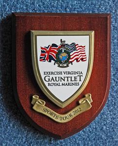 2012 Royal Marines Sports Tour