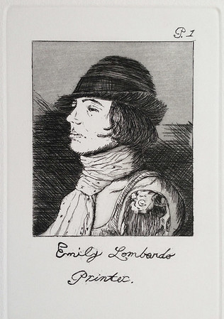 Academy Art Museum - The Caprichos: Goya and Lombardo