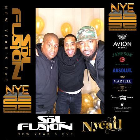 Sol Fusion + J.W. Marriott New Years Eve