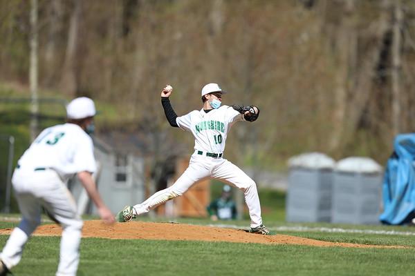 Varsity Baseball vs. Deerfield - Saturday, May 1, 2021