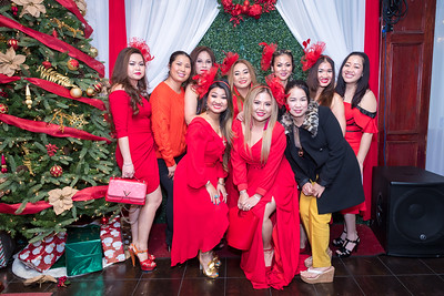 Legend Christmas Party:  December 22, 2018
