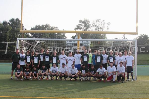 CHCA 2009 Alumni Soccer Game 08.08