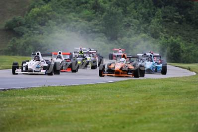 Race 3 - FE FF