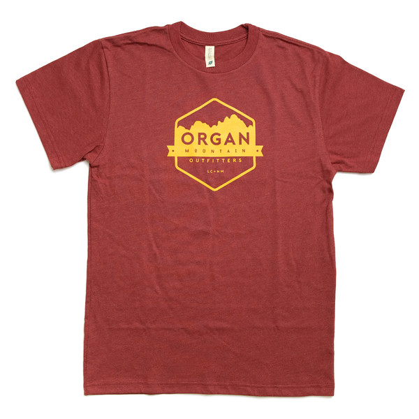 Organ Mountain Outfitters - Outdoor Apparel - T-Shirt - Classic Eco Heavyweight Tee - Teja.jpg