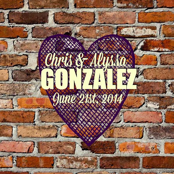 Gonzalez Wedding Photobooth   2014