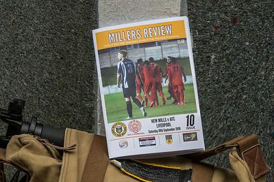 New Mills AFC (a) W 3-1