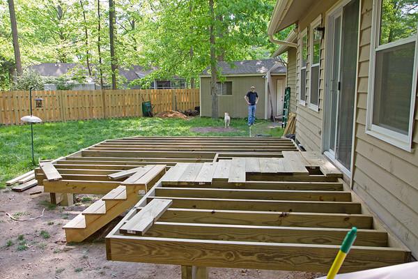 2011 03-02 Deck Construction