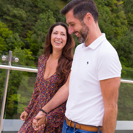 Maria Fernandez & Paul Falconer