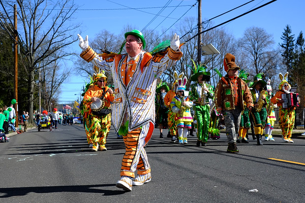 hamilton st patty's parade - 3/9/13