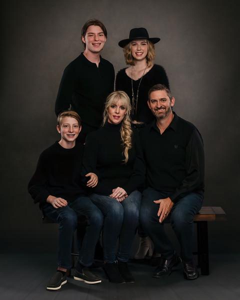 Drahos family fall 2020