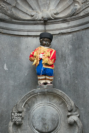 Brussels Streets and Sights (Jul 14)