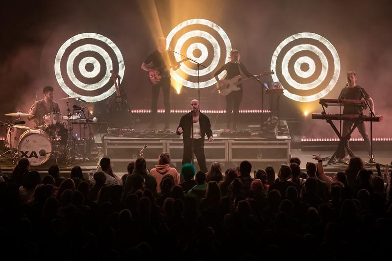 2019 Nov 6, X Ambassadors, The Fillmore Detroit: Usaf Alcodray