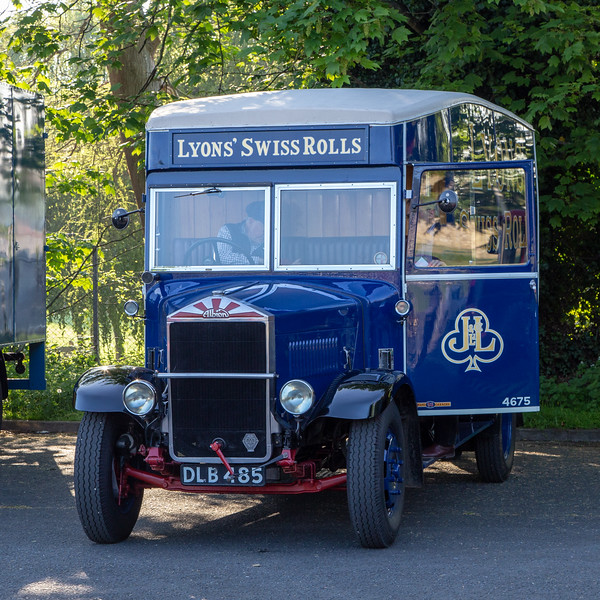 DLB485 1935 Albion SPL126