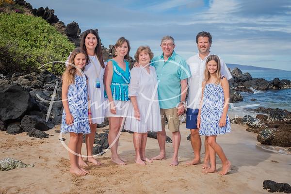 Ellen Fox Family, July 2021