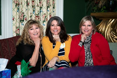 Garden Club of Chappell Hill Christmas Party