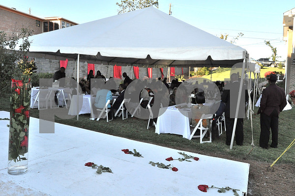 Purifoy Wedding