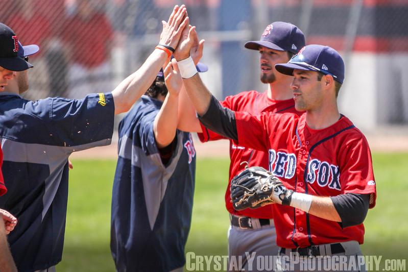 Brantford Red Sox at Hamilton Cardinals May 25, 2014