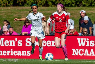 UW Sports - Women's Soccer - Oct 18, 2015