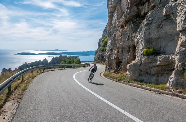 Croatia by bike