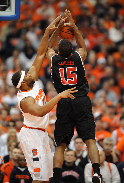 Louisville at Syracuse MBB '10