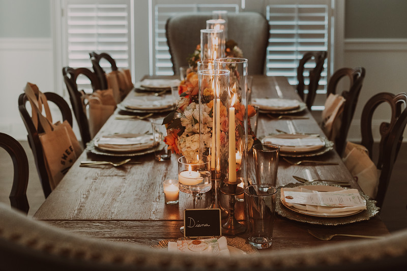Luxury Dining Experience