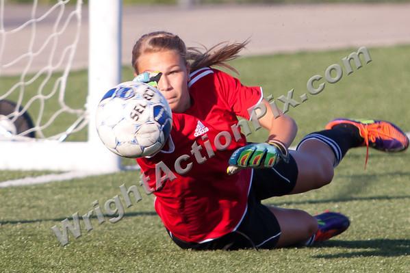 2012 05 22 Clarkston Varsity Girls Soccer vs Lake Orion