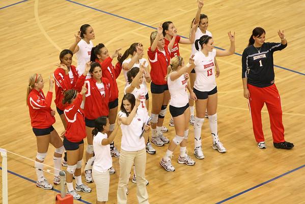 UH Volleyball vs Tulsa