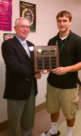 West Point Leadership Award