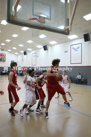 RCS Boys Basketball vs Warriors