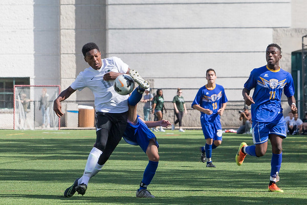 Bell Multicultural Boys Varsity Soccer at Maret