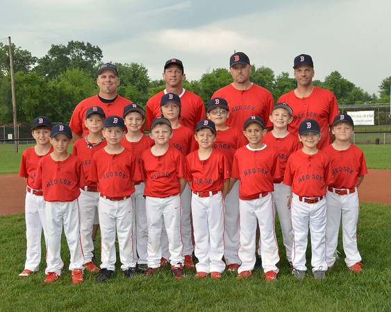 2014 Red Sox JCALL