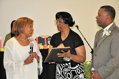 Homecoming Banquet July 3, 2010