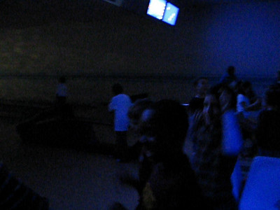 Bowling Day 2nd graders