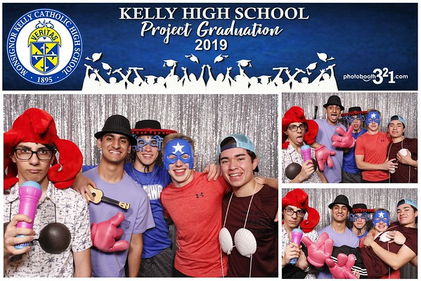 Kelly HS Project Grad 2019