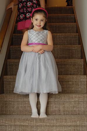 Arionna 5th Birthday