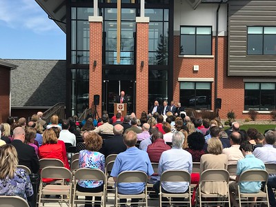 2018 Building Dedication at Mt.  Nebo Campus