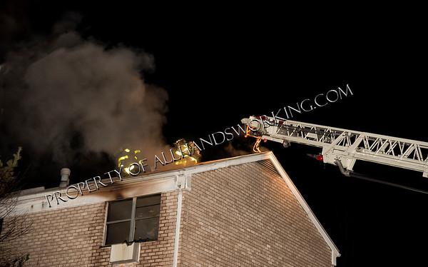 West Haven, CT 118 Elizabeth St bedroom fire