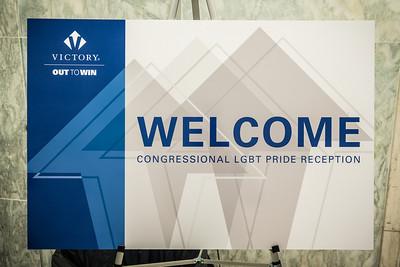 2013 Pride Reception