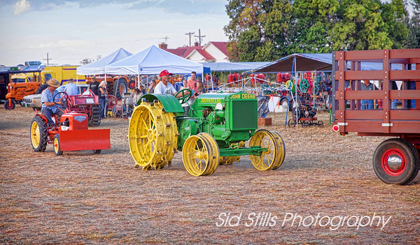 Yesteryear Tractor Show 2016