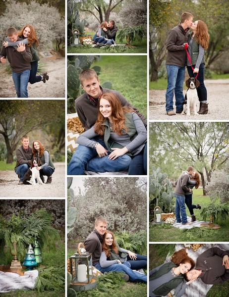 Katie + Brodie Engagements